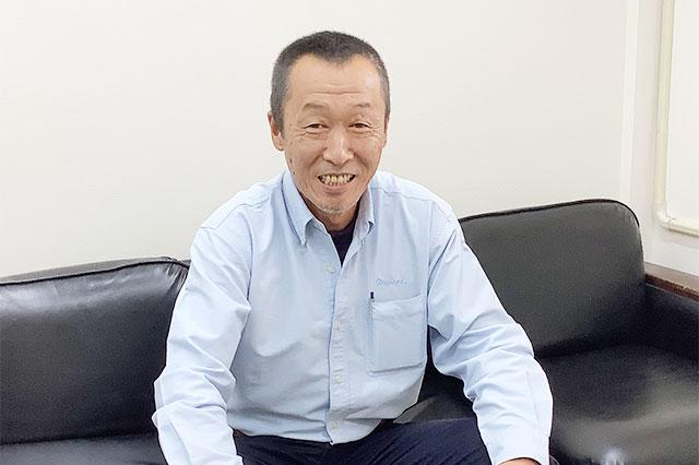 日成陸送株式会社 所長 山川 貞治 様